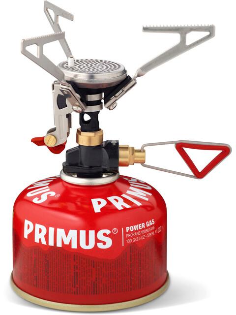 Primus Micron Trail Reg. Piezo Campingkoker rood